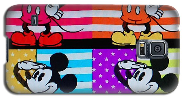 American Mickey Galaxy S5 Case