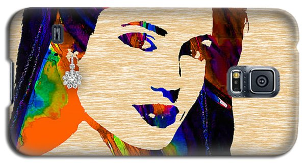 Angelina Jolie Collection Galaxy S5 Case