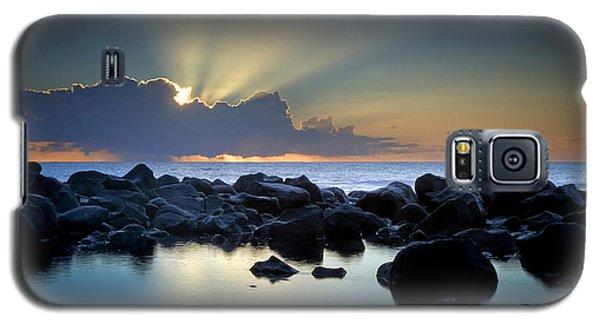 Aqua Marine Galaxy S5 Case
