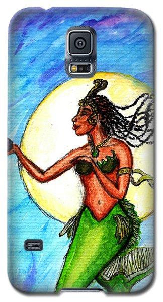 Arania Queen Of The Black Pearl Galaxy S5 Case