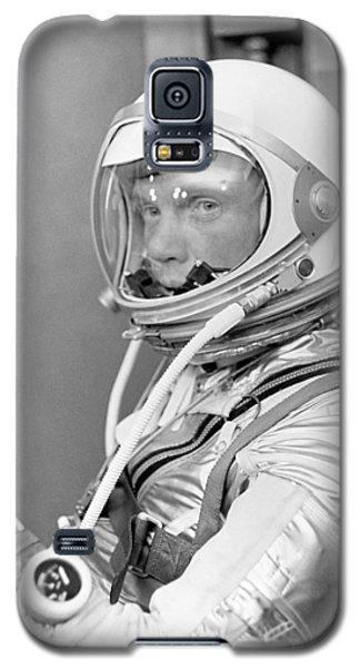 Astronaut John Glenn Galaxy S5 Case by War Is Hell Store