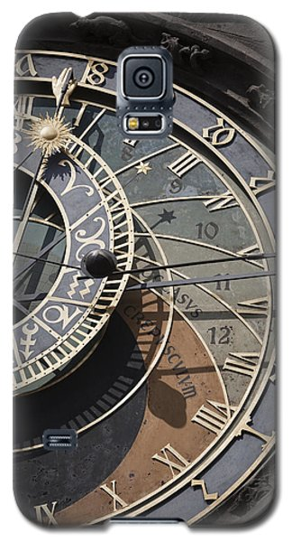 Astronomical Clock Prague Galaxy S5 Case