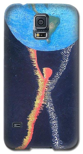Atlas Galaxy S5 Case by Steve  Hester