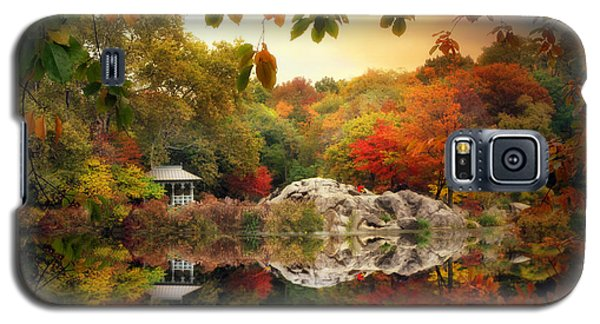 Autumn At Hernshead Galaxy S5 Case
