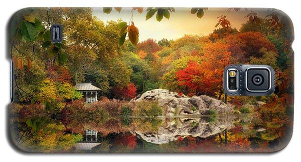 Autumn At Hernshead Galaxy S5 Case