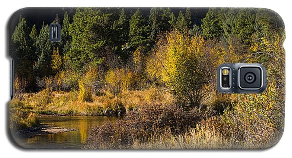 Autumn In The Rockies Galaxy S5 Case by Anne Rodkin