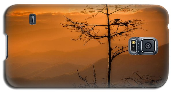 Autumn Stillness Galaxy S5 Case
