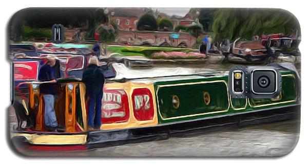 Avon Riverboat Galaxy S5 Case
