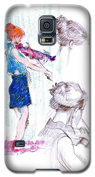 B02. Development Of Figures Galaxy S5 Case