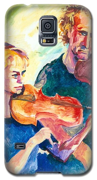 B02. Duet Players Galaxy S5 Case