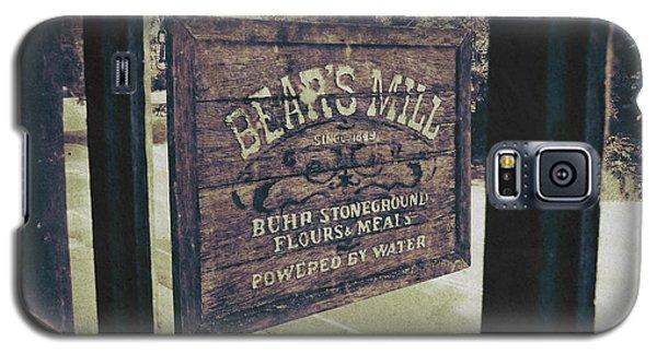 Bear's Mill Galaxy S5 Case
