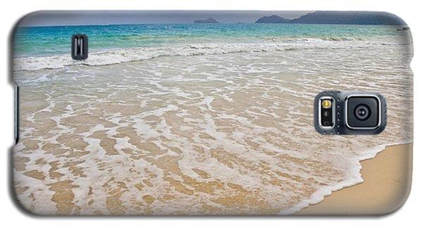 Bellows Beach Galaxy S5 Case by Gina Savage
