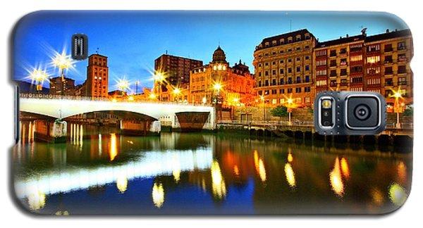 Bilbao 8 Galaxy S5 Case