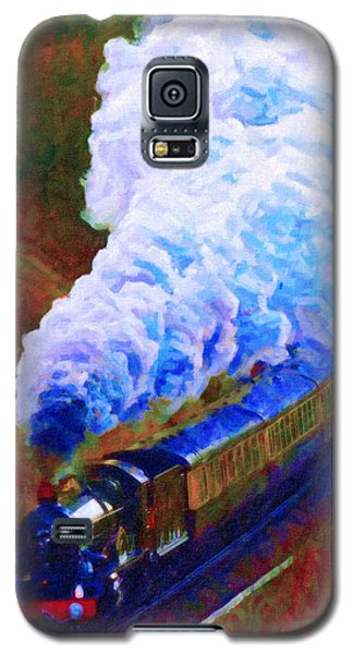 Billowing Galaxy S5 Case