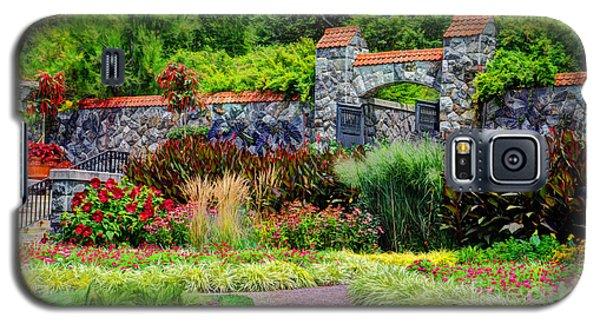 Biltmore Gardens Galaxy S5 Case by Savannah Gibbs