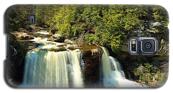 Blackwater Falls Galaxy S5 Case