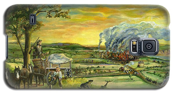 Bleeding Kansas - A Life And Nation Changing Event Galaxy S5 Case