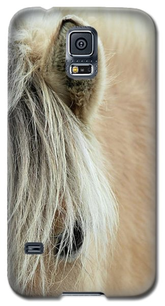 Blonde Galaxy S5 Case by Odd Jeppesen
