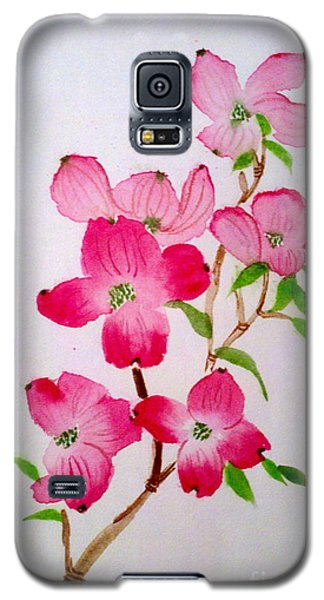 Blooming Dogwood Galaxy S5 Case