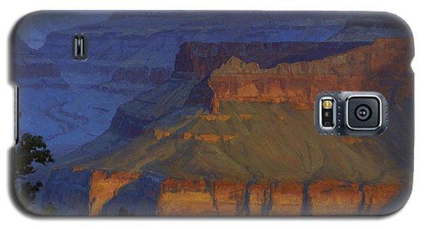 Grand Canyon Galaxy S5 Case - Blue Morning by Cody DeLong