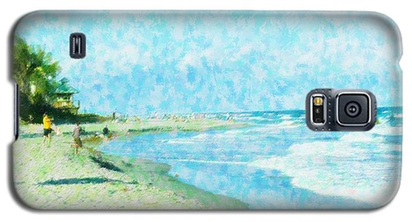 Boca Beach Play Galaxy S5 Case