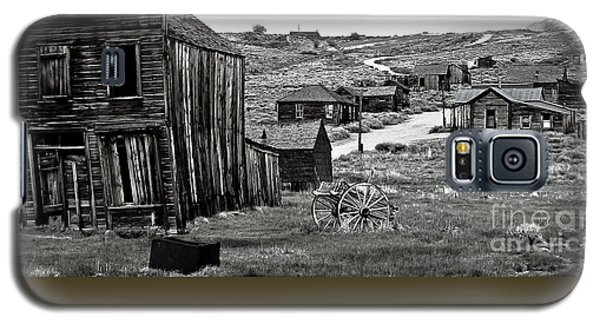 Galaxy S5 Case featuring the photograph Bodie California by Nick  Boren