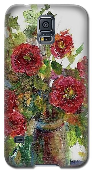 Bouquet Of Poppies Galaxy S5 Case