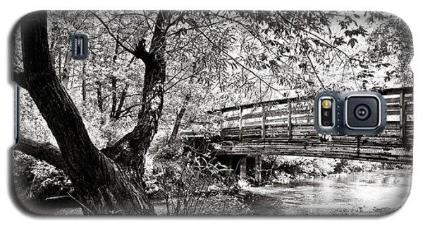 Bridge At Ellison Park Galaxy S5 Case