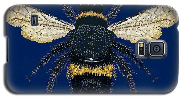 Bumblebee Bedazzled Galaxy S5 Case