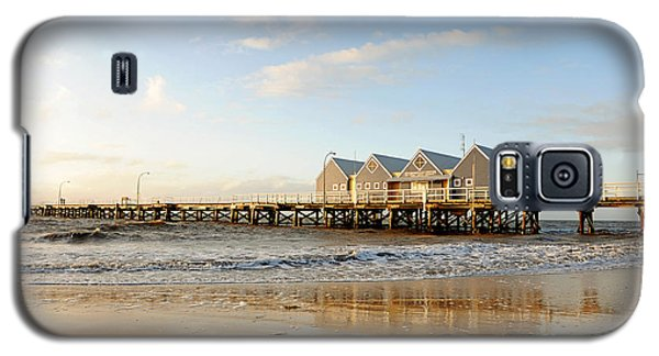 Busselton Jetty Galaxy S5 Case by Yew Kwang
