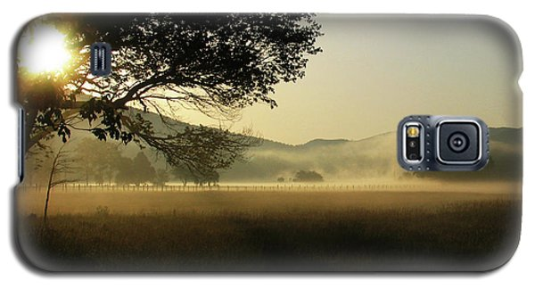 Cades Cove Sunrise II Galaxy S5 Case
