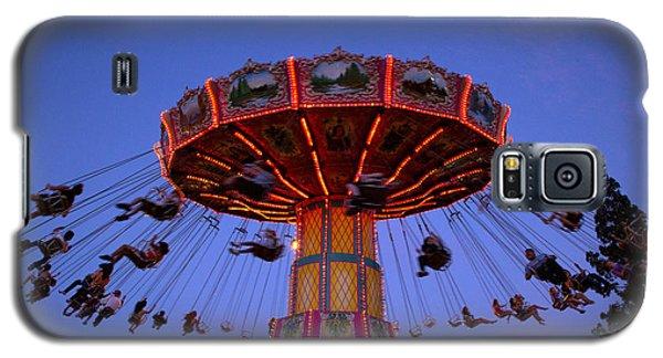 California State Fair In Sacramento Galaxy S5 Case