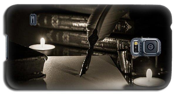 Candlelight Fantasia Galaxy S5 Case by Andrea Mazzocchetti