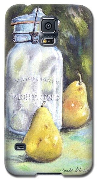 Canned Pears  Galaxy S5 Case by Claude Schneider