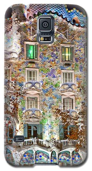 Casa Batllo - Barcelona Galaxy S5 Case by Luciano Mortula