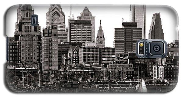 Center City Philadelphia Galaxy S5 Case
