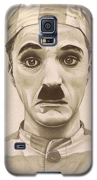 Vintage Charlie Chaplin Galaxy S5 Case