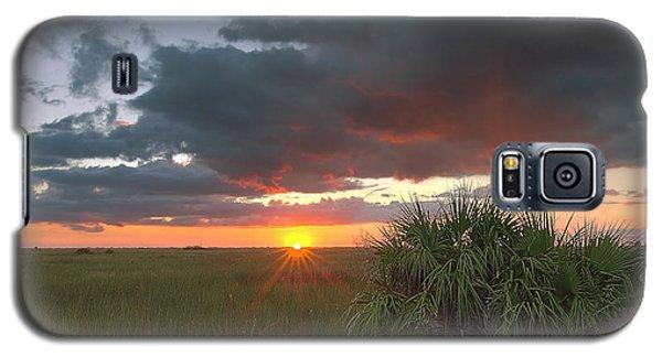 Chekili Sunset Galaxy S5 Case