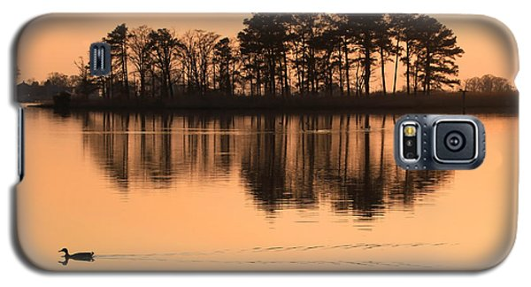 Chesapeake Sunset Galaxy S5 Case