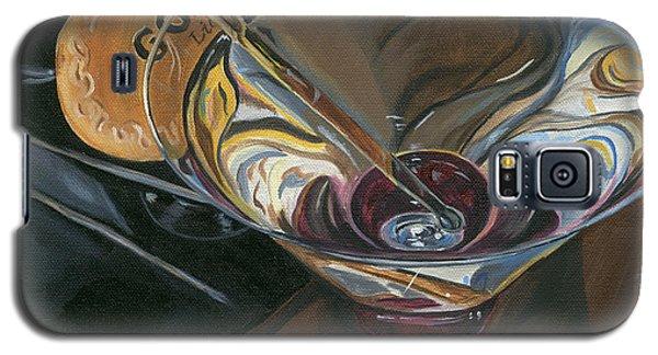 Chocolate Martini Galaxy S5 Case by Debbie DeWitt