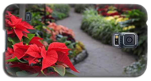 Christmas Garden Galaxy S5 Case by Charline Xia