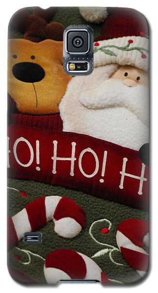 Galaxy S5 Case featuring the photograph Ho Ho Ho by Ivete Basso Photography