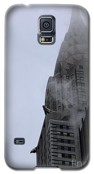 Galaxy S5 Case featuring the photograph Chrysler Building 1 by Chris Thomas