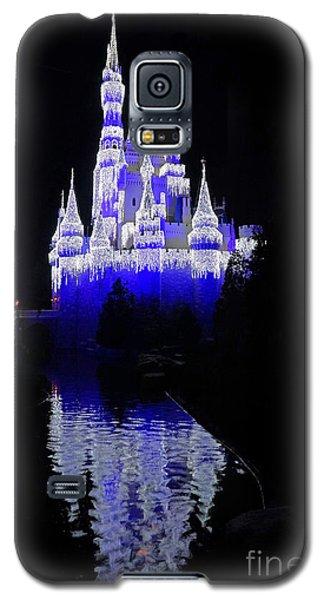 Cinderella Castle Galaxy S5 Case