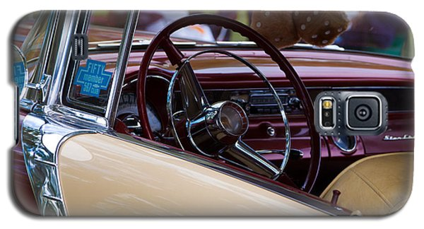 Galaxy S5 Case featuring the photograph Classic American Car by Mick Flynn