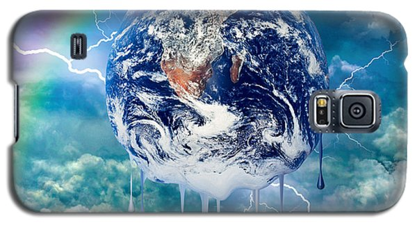 Climate Change Galaxy S5 Case