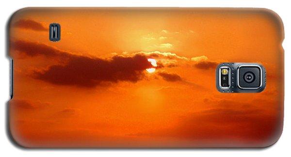 Cloudscape Galaxy S5 Case by Athala Carole Bruckner