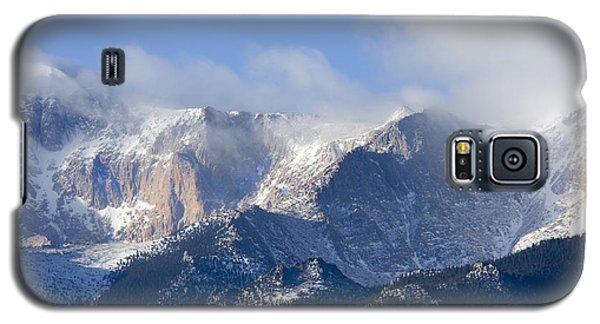 Cloudy Peak Galaxy S5 Case