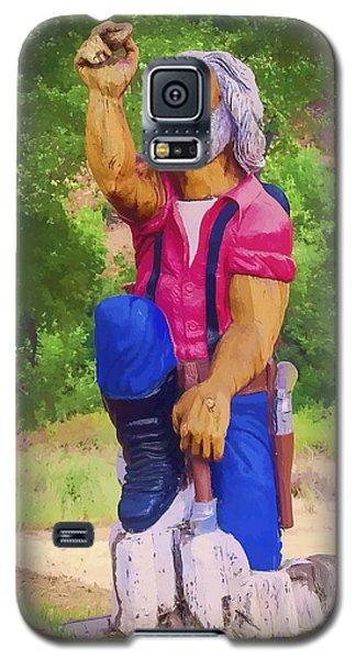 Coarsegold Miner Galaxy S5 Case