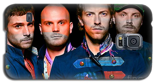 Coldplay Galaxy S5 Case